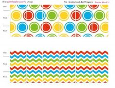 mini-candy-bar-wrapper-dots-chevron-sesamestreet