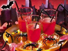 """Receitas - """"Bebida de Sangue"""" Halloween - Petiscos.com"""