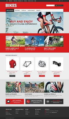 Buy Mega Shop - WooCommerce Responsive Theme by TemplateMela on ThemeForest. Mega Shop is wordpress ecommerce theme based on WooCommerce plugin. Apps, Webdesign Inspiration, Web Inspiration, Sports Templates, Email Templates, Logo Design, Design Web, Web Patterns, Sports Website