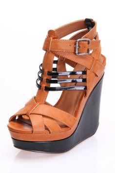 Godfrey Wedge Sandals