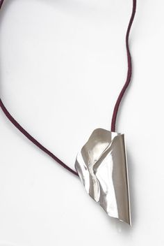Jardin Choker in sterling silver #necklaces  #frassai #jewelry