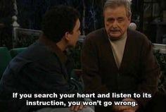 Feeny knows what's up!