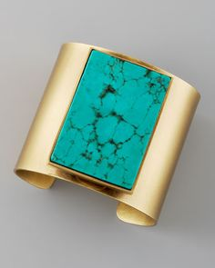stunning Turquoise Cuff