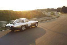 Continuation Jaguar E-Type Lightweight . .