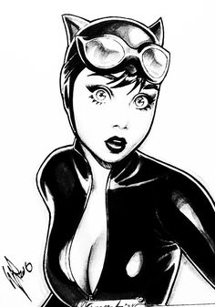 I wish I was Catwoman for real
