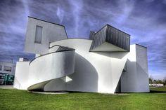 Музей дизайна Vitra в Вайле-на-Рейне