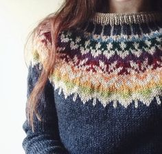 what would these look like on the purl side? Fair isle stranded knitting purl side