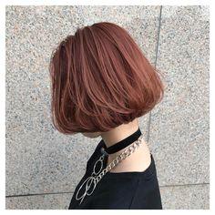 いいね!631件、コメント15件 ― 佐藤 浩一/渋谷S店/ハイライトさん(@koichi_sat)のInstagramアカウント: 「クリーミーオレンジ✨ 暖色系にしたいけど柔らかい色にしたい方はこのカラーがオススメ 春に向けて新しいスタイル相談しましょう…」 Creative Hairstyles, Diy Hairstyles, Hair Dye Colors, Hair Color, Hair Inspo, Hair Inspiration, Hair Product Organization, Gyda, Jouetie