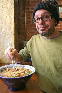 David Cross/One of my favorite people on the planet that I'll never meet