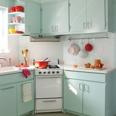 great color for kitchen