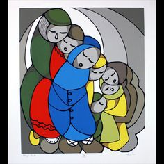 Inuit Art Sculpture Inuit Prints Inukshuks Eskimo Art at ABoriginArt Galleries an online retail gallery of fine Canadian Inuit Art - Eskimo Art vintage and contemporary sculpture and prints. 400 Inuit and Eskimo Artists. Daphne Odjig, Art Inuit, Woodlands School, Aboriginal Education, Small Drawings, Artwork Display, Contemporary Sculpture, Indigenous Art, Native Art