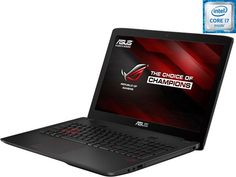 "Newegg.Com - ASUS ROG GL552VW-DH74 Gaming Laptop 6th Generation Intel Core i7 6700HQ (2.60 GHz) 16 GB Memory 1 TB HDD 128 GB SSD NVIDIA GeForce GTX 960M 4 GB GDDR5 15.6"" Windows 10 Home 64-bit $1239"
