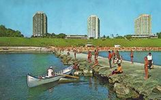 Black Sea, Cities, Golf Courses, Coast, History, Retro, Historia, Retro Illustration, City
