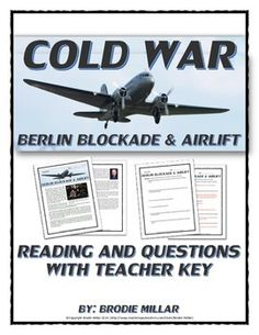 Compare and Contrast the Berlin Blockade and the Cuban Missile Crisis