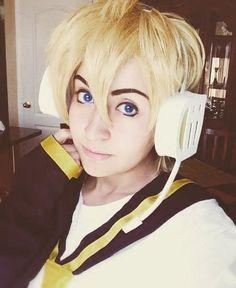 Len  - - [ #Anime #manga #otaku #lenkagamine  #vocaloid #vocaloidcosplay #len #lenkagaminecosplay #SailorMoon #attackontitan #fairytail #Bleach #blackbutler #Hetalia #KillLaKill #SoulEater #animecollection #weaboo #Cosplay #AnimeExpo #Aot #Snk #AnimeGirl #AnimeCosplay ]