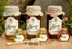 Unique Honey Label and Packaging Designs   Just Imagine - Daily Dose of Creativity