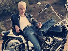 James Marsters   I love this man. I'd totally go vamp for a shot.