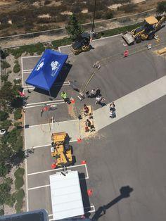 Public Works Week 2016 Aerial Life View