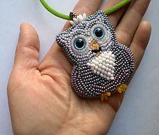 Sovisch ojos.  O Furby?  |  biser.info - todo sobre cuentas y obras de cuentas
