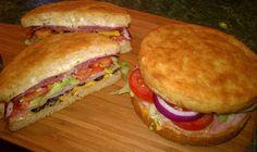 "Schlotzsky's Sandwich Bun, Creamy Garlic Dressing, and ""Original"" sandwich recipes"