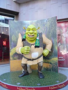 Shrek is a Portland Timbers fan via Sean Moran. #RCTID