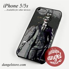 The Joker Phone case for iPhone 4/4s/5/5c/5s/6/6 plus