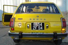 Honda Civic SB2 1977