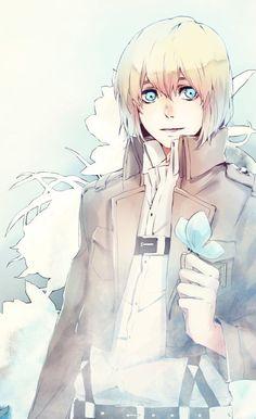 Attack On Titan Armin | Attack on Titan (Shingeki no Kyojin) / shingeki no kyojin / #3161245 ...