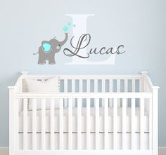 Unique Baby Boy Nursery Themes And Decor Ideas Rooms Nurseries Pinterest Wall