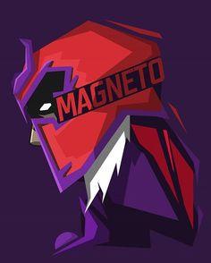 #Magneto #Xmen #popheadshots