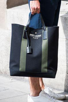 BAG TO LOVE #SaintLaurent #Bag #Shopper #Menswear #CommonProjects #sneaker #sotd #botd