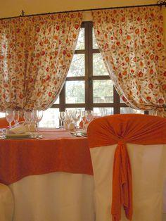 #Mesas vestidas para #celebraciones en #Sevilla en #Carmona, Andalucía #eventos #detalles