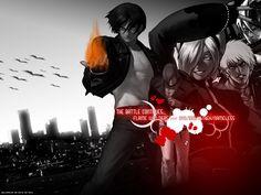 11 King Of Fighters Papéis de Parede HD | Planos de Fundo