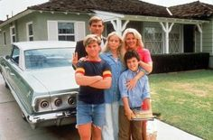 The Wonder Years (TV show from the 1980s) - The Arnold family.
