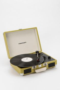 Crosley Cruiser Briefcase Portable Turntable