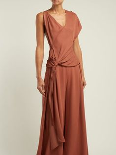 Jacquemus Haut Passo asymmetric drape blouse Wardrobe Staples, Bodice, Wrap Dress, Women Wear, Elegant, Drape Blouse, Shopping, Collection, Dresses