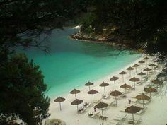 Saliara beach Thassos!  Loveeee!!!