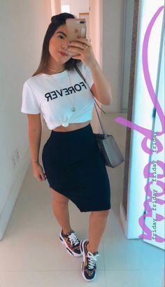 Warm Weather Outfits, Casual Winter Outfits, Trendy Outfits, Casual Dresses, Summer Outfits, Cute Outfits, Looks Party, Girl Fashion, Fashion Outfits