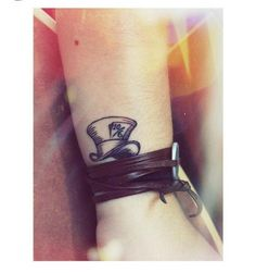 Mad Hatter Tattoo                                                       …