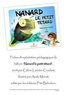 Title: Nanard Le Petit Têtard Pdf Complet, Author: Fripouille, Length: 205 pages, Published: Album, Easy Crafts, Zoology, French, Kids, Snails, Preschool, Unique Selling Proposition, Young Children