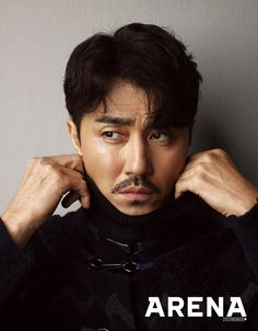 Cha Seung Won for Arena Homme, January 2017