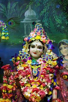 sweet Radha ISKCON Vrindavan