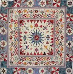 Quiltmania Mystery 2016