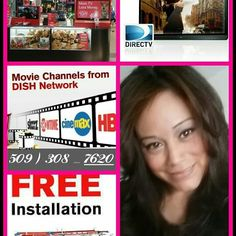 !!! NEW deal !!!! now you can sign up for directv satellite television for only $1.00  + FREE  INSTALLATION + FREE HBO SHOWTIME AND CINEMAX.  HURRY UP AND CALL ME AT 509 ) 308 _7620   SE HABLA ESPANOL TAMBIEM
