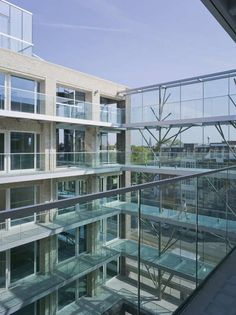 [A3N] : Head Offices Of CMT   Batlle & Roig Architects