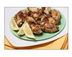 Living Without - Gluten-Free Lemon Ginger Marinated Chicken - Recipes Article