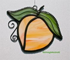 peach stained glass - Google Search