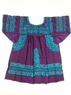 73a49f114ab Mexican Blouse, Mexican Outfit, Mexican Dresses, Mexican Style, Ethnic  Outfits, Ethnic