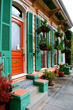 French Quarter | Exotic New Orleans http://www.augustuscollection.com/exotic-new-orleans/
