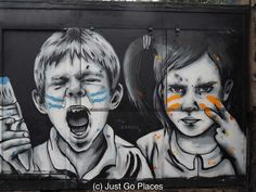 Seven Things I Learned on a Street Art Tour of Shoreditch